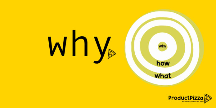 it starts with why